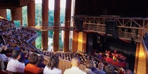 Season Box Seats at Wolf Trap's Filene Center