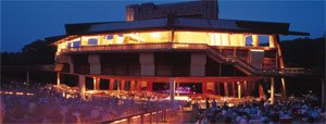 Filene Center at Wolf Trap National Park for the Performing Arts