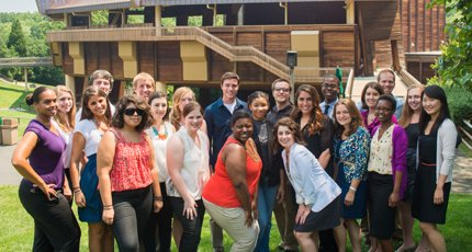 Wolf Trap Interns