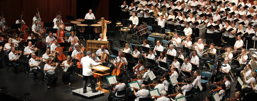National Symphony Orchestra at Wolf Trap